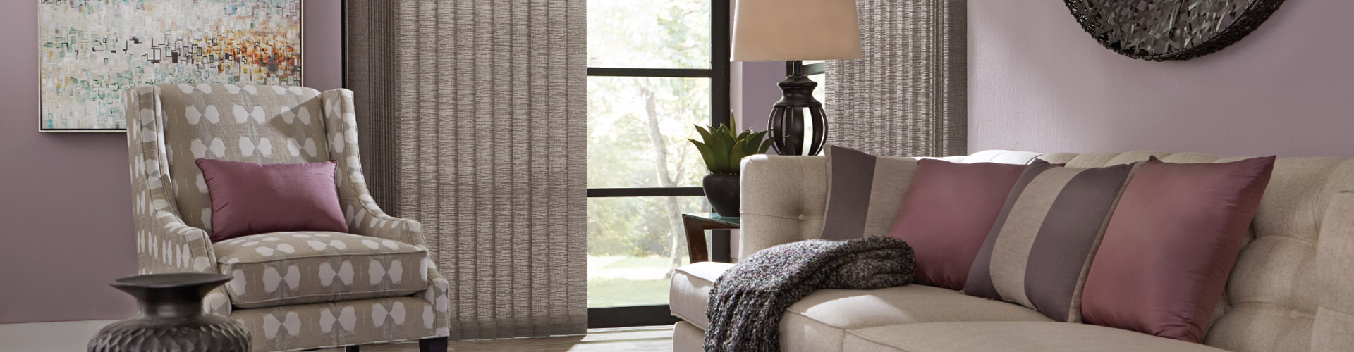 vertical blinds header image